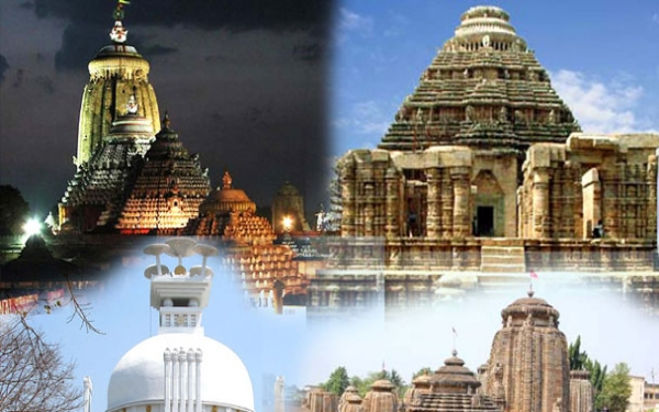 Golden Triangle of Odisha