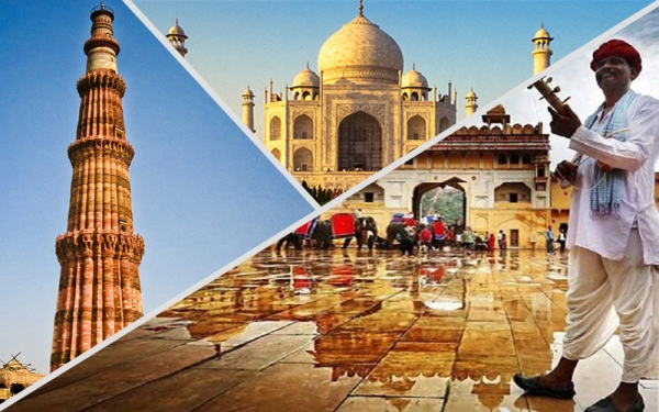 Golden Triangle India Tour - Omleisure Holiday